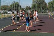 Lectii gratuite de tenis de camp. Ana Maria Avramescu. Teren Caldararu, Cernica.