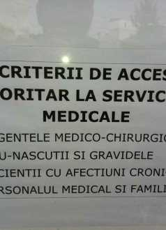 Dispensar Medical - Cernica